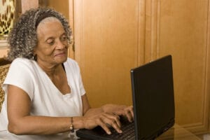 Home Care Services in Flat Rock NC: Senior Shopping Safety