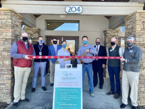 Home Care in Hendersonville NC: Ribbon Cutting Ceremony