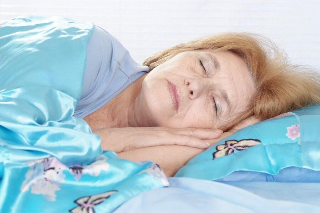 Elderly Care in Hendersonville NC: Sleep