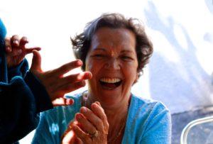 Enjoying a good laugh improves your health
